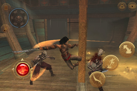prince of persia cho iphone 3gs