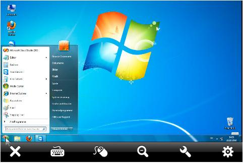 how to use teamviewer on iphone